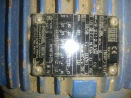 Motor 12.5 c 220 380 v
