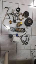 Peças usadas da máquina de lavar brastemp BWC08