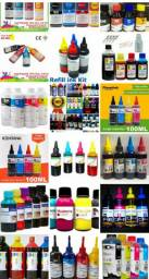Tintas/ Refil de tinta para impressoras