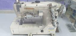 Vendo máquina de costura industrial  Reta, galoneira e overlok