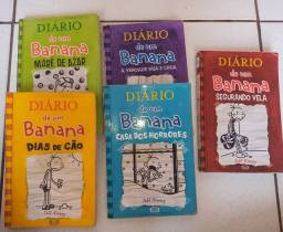 Coleção diário de um banana