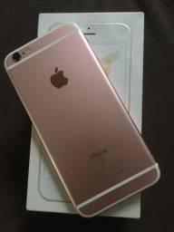 Título do anúncio: Vende Se iPhone 6S Rose 32GB
