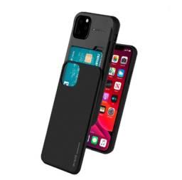 Capa (Capinha) iPhone 11 com porta cartão de crédito