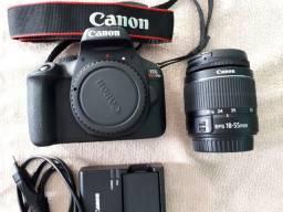 Câmera Canon Rebel T100