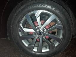 Vendo ou troco aro 16 eu Volkswagen virtus