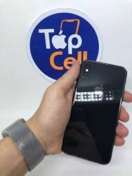 IPHONE X 64GB PRETO SEMINOVO (PROMOÇÃO)
