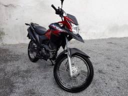 Linda moto XRE 190 RALLY
