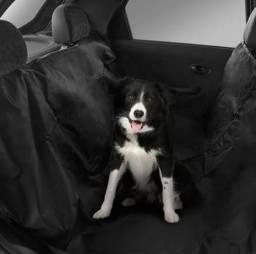 Capa de Proteção para Banco de carro para Pet + Cinto de Segurança