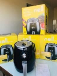 Air Fryer Nell Smart - Preta 2,4L com Timer