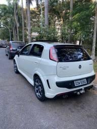 Fiat Punto blackmotion 2014