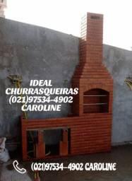 Ideal Churrasqueiras Colonial / 026