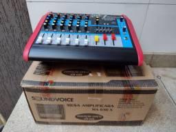 Vendo Mesa de Som Sound Voice  630X