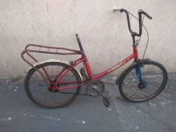 Bicicleta Caloi aro24 antiga