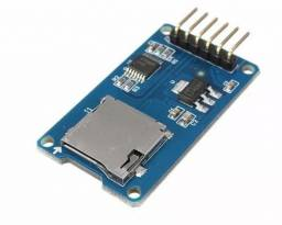 Módulo Cartão Micro Sd / Tf Card Leitor Gravador Spi