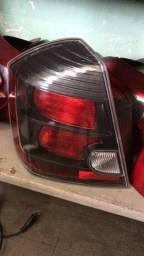 Lanterna esquerda sentra 12