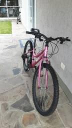 Bicicleta Aro 24 Feminina Oxer (Centauro)