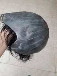 Prótese Capilar cabeça toda feminina ou masculina