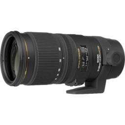 Lente Sigma 70-200mm F / 2.8 Ex Dg Apo Os Hsm Para Nikon