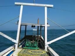 Barco de pesca de camarão peixe e pesca esportiva - 2015