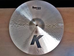 Zildjian K Dark Thin Crash 20 - Novo no plástico!