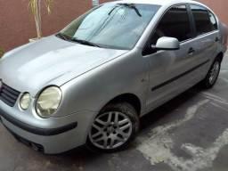 Polo sedan 1.6 completo 2005/2005 - 2005