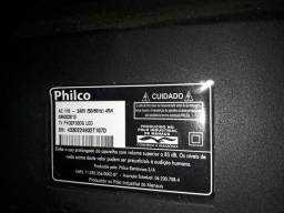 Tv philco 32 smart . tela quebrada