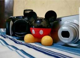 2 Cameras / Camera Digital Sony W800 + Semi Pro Canon Sx120 Is 10x Zoom