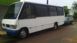 Vw - Volkswagen van microonibus - 1987