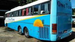 Vendo, troco ou negocio ônibus mercedes - 1996