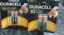 Pilhas Duracell
