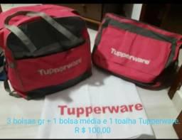 Bolsas tupperware