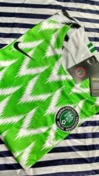 Camisa Seleção da Nigéria - Copa 2018