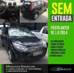Fiesta Hatch 1.0 - SEM ENTRADA - 2014
