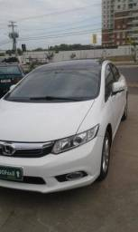 Civic LXL automático flex - 2013