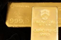 Barra de Ouro 24k Parmetal