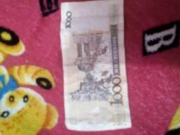 Vendo dinheiro antigo para colecionador