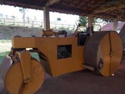 Rolo compactador 3 Tambores TemaTerra TT1014