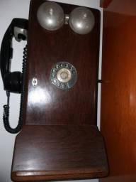 Telefone Antigo a Magneto