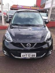 Nissan March 1.6 ano 2015 - 2015