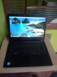 Notebook Dual core / Hd Ssd 500gb / Tela 15 / 4gb ram / Dvd / Widows 7 Formatado e Office