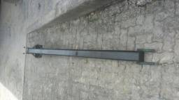 Forma de Aço para Mourão Curvo com Esticador