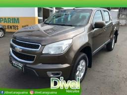 Chevrolet S10 LT 2.4 Manual 4X2 CD Flex 2014 - 2014