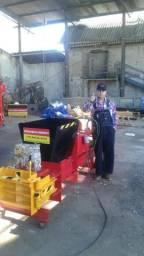 Prensa(Prensas) Enfardadeira para LatinhasR$16990 * MetalurgicaMenonita