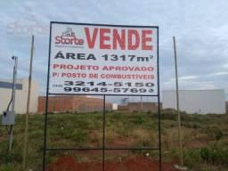 Excelente área à venda, 1.317m² por R$ 1.054.000 - Monte Hebron - Uberlândia/MG