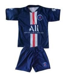 Kit Infantil PSG Home 2019/2020