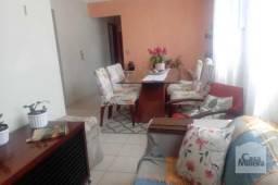 Apartamento à venda com 2 dormitórios em Alto caiçaras, Belo horizonte cod:260666