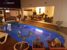 Sobrado no Condomínio Residencial Vitória com 3 dormitórios à venda e locação , 450 m² por