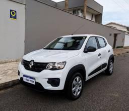 Renault Kwid Zen 18/18 - Impecável - Único dono