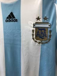 Camisa Argentina 2008