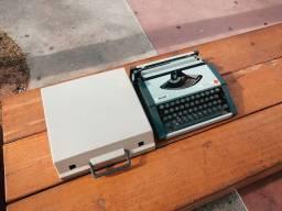 Receba em casa Maquina de escrever antiga - antiguidade